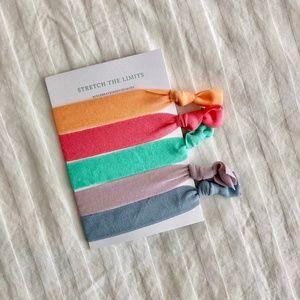 Colorful Hair Ties